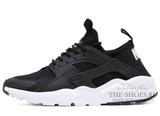 Кроссовки Женские Nike Air Huarache Run Ultra Black White
