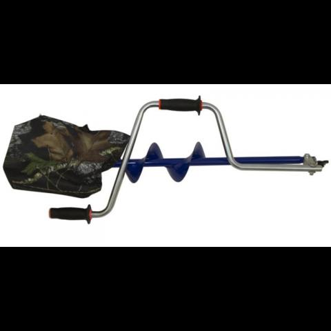 Ледобур iDabur D130  мм  с коваными ножами