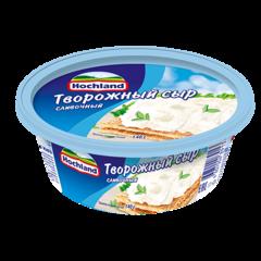 """Сыр творожный """"Hochland"""" сливочный 140 г"""