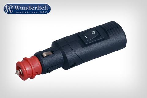 Универсальный штеккер c выключателем