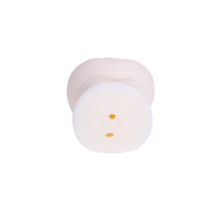 Мастурбатор-вагина с вибрацией и выносным пультом управления