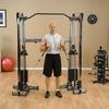 Многофункциональный тренажер Кроссовер угловой Body-Solid GDCC200