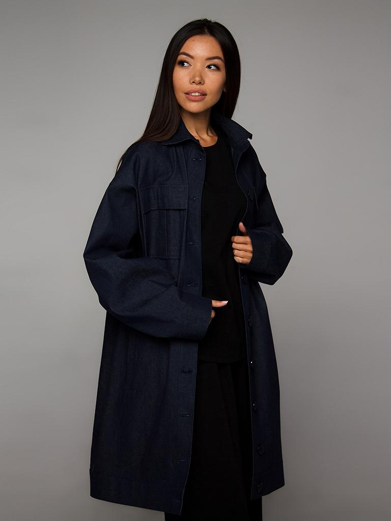 Куртка джинсовая YOS от украинского бренда Your Own Style