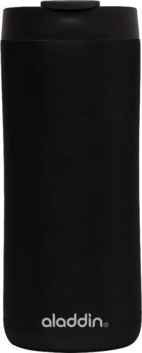 Термокружка Aladdin 350 мл, черная, сталь