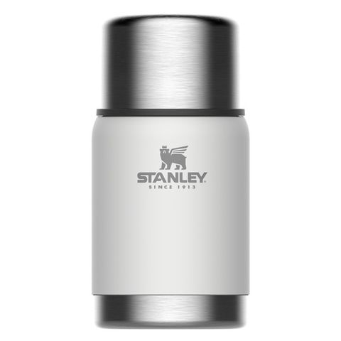 Термос Stanley Adventure Vacuum Food Jar (10-01571-022) 0.7л белый