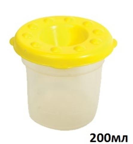 Стакан-непроливайка СНКМ-1 Каляка-Маляка 200 мл