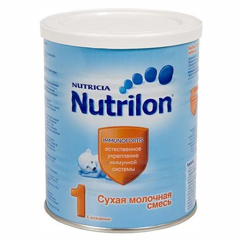 Смесь NUTRILON 1 Immunofortis 400 гр Nutricia НИДЕРЛАНДЫ