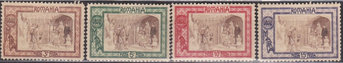 1907 №208-211 *MH