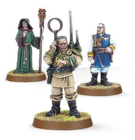 Regimental Advisors