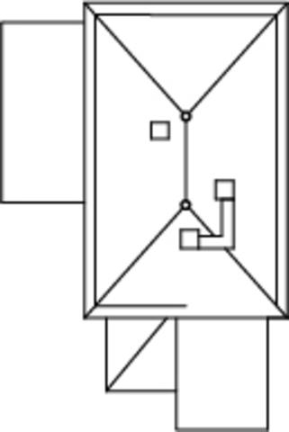 Центральный блок-пост, (H0)