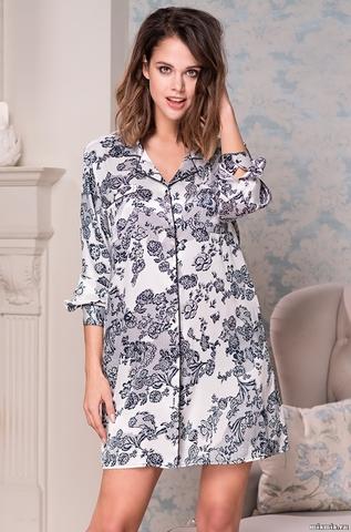 Рубашка  женская Mia-Mella PAULINA Паулина 8167