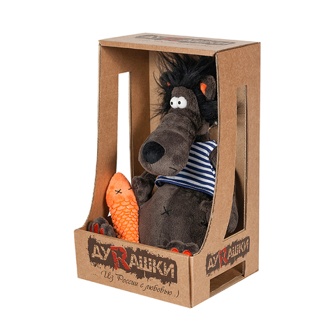 Волчок & Vobla, Мягкая игрушка ДУRАШКИ