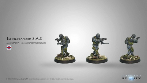 S.A.S. (Boarding Shotgun)