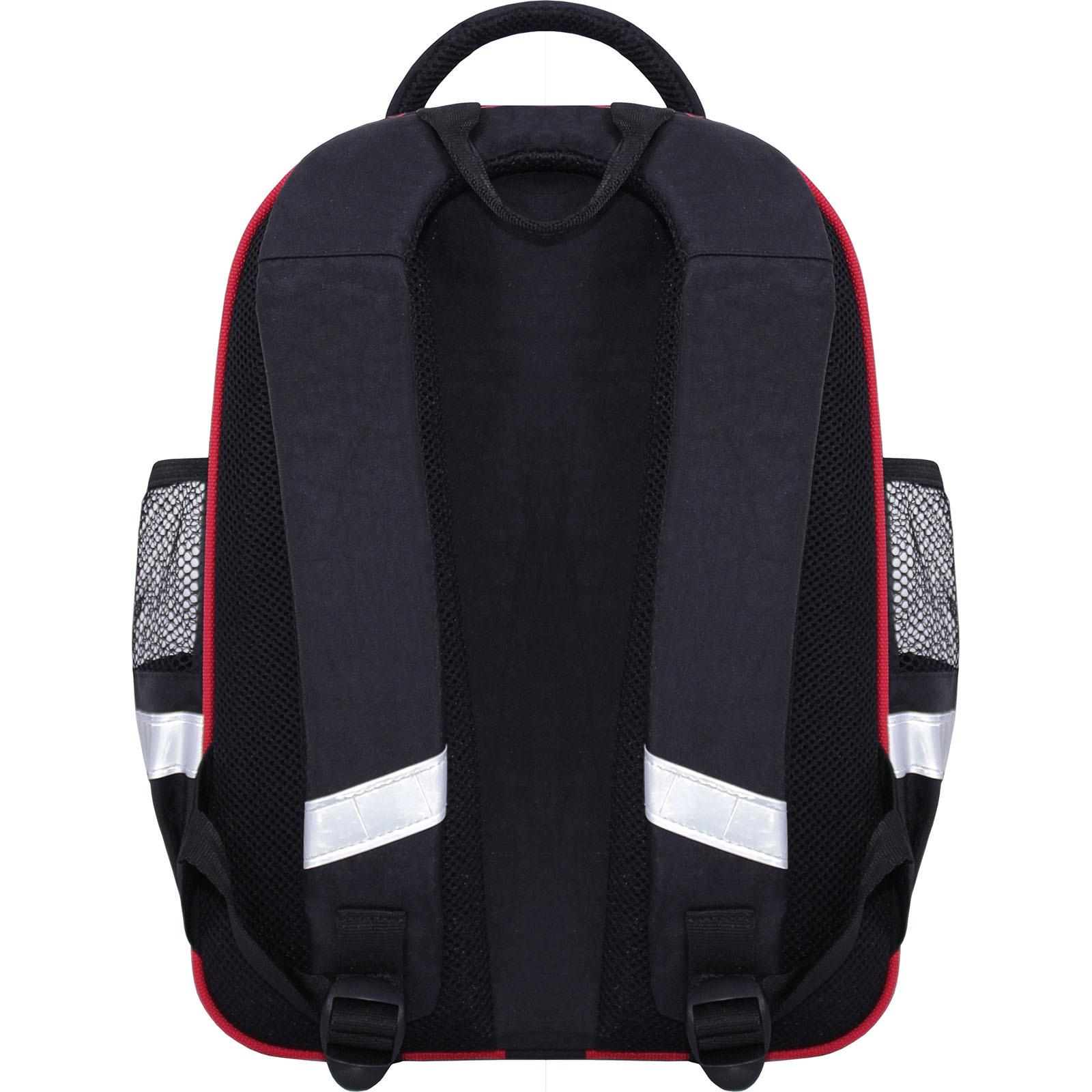 Рюкзак школьный Bagland Mouse черный 500 (0051370) фото 2
