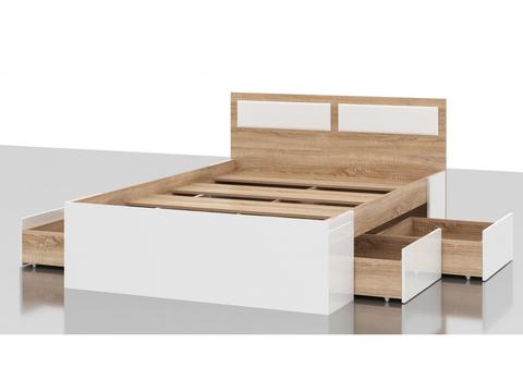 Кровать Беатрис КР 1400 4Я