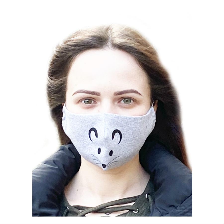 Товары для здоровья Многоразовая маска для лица Мышка mnogorazovaya-maska-dlya-litsa.jpg