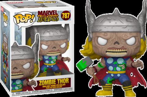 Фигурка Funko Pop! Marvel: Marvel Zombies - Zombie Thor