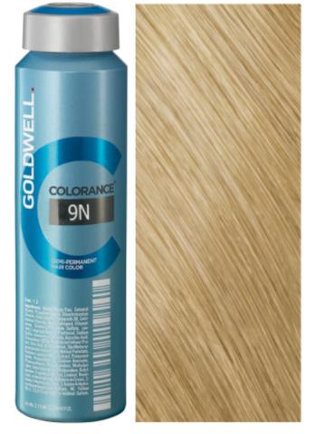 Goldwell Colorance 9N очень светло-русый 120 мл