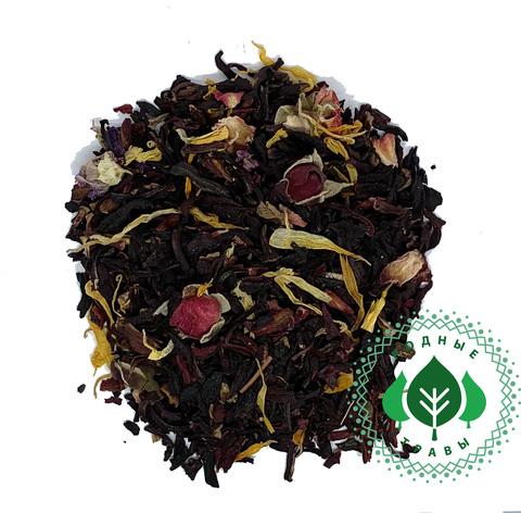 Фруктово-травяной чай