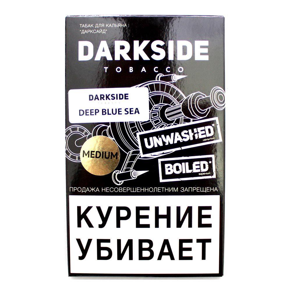 Табак для кальяна Dark Side Soft 100 гр. DEEP BLUE SEA
