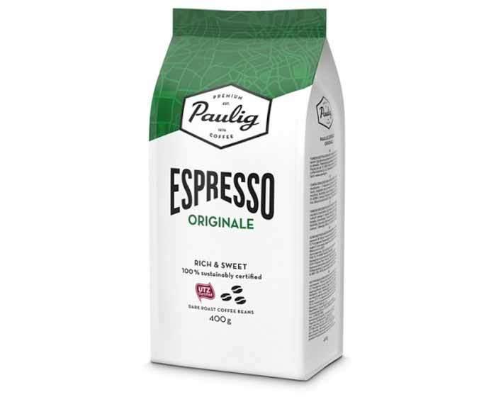 Кофе в зернах Paulig Espresso Originale, 1 кг