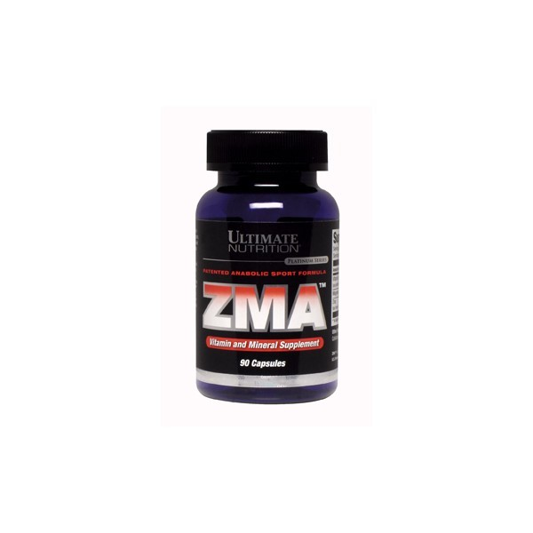 Ultimate Nutrition ZMA (capsules)