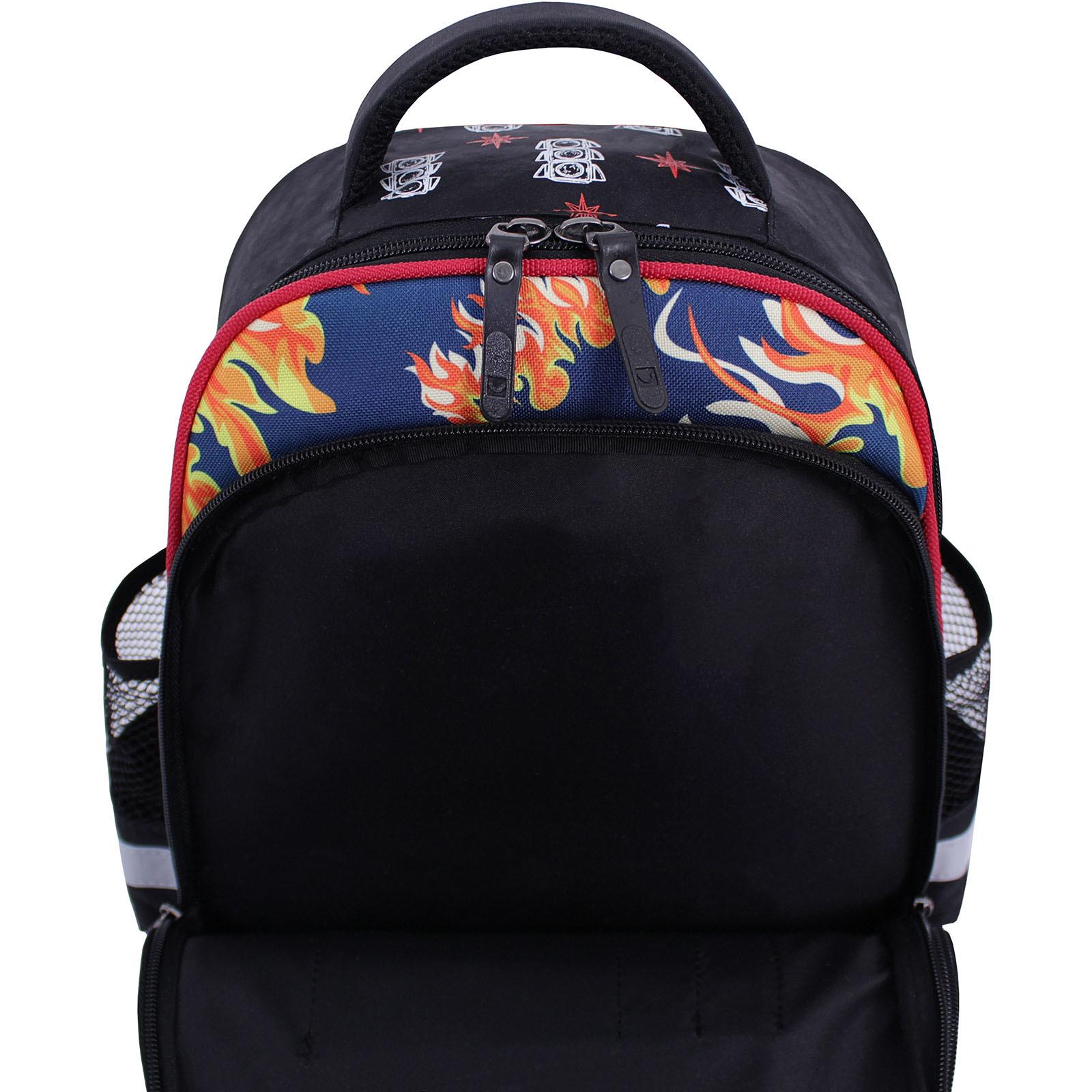 Рюкзак школьный Bagland Mouse черный 500 (0051370) фото 3