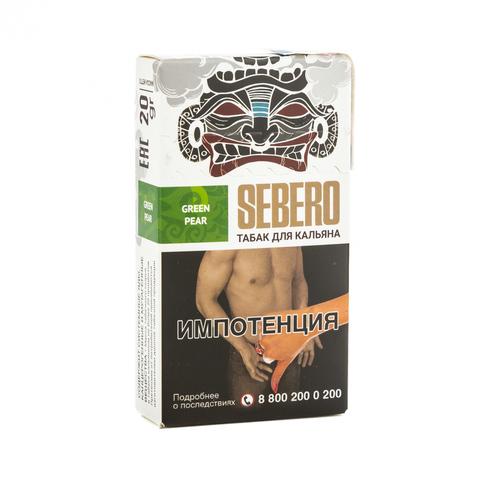 Табак Sebero Green Pear (Зеленая Груша) 20 г