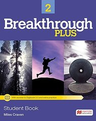 Breakthrough Plus 2 SB +Digibook