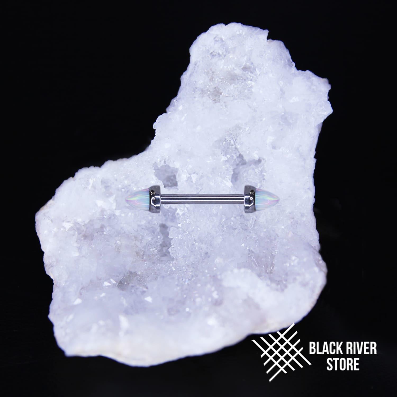 Штанга  14мм Pike White Opal #17 1.6мм