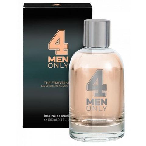 INSPIRA 4 Men Only: Туалетная вода для мужчин 4 Men Only (The Fragrance edt)
