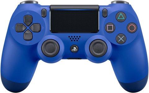 Геймпад Sony Dualshock 4 v2  (Wave Blue, Синий) (PS4)