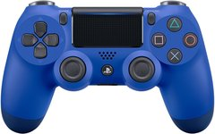 Геймпад Sony Dualshock 4 v2  (Wave Blue, Синий) (PS4)