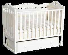 Кроватка Антел Каролина-5 универсальный маятник,ящик