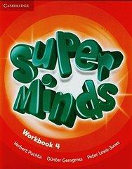 Super Minds 4 WB