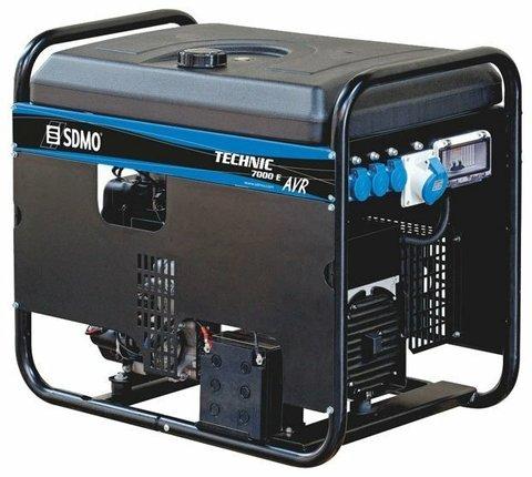 Кожух для бензинового генератора SDMO Technic 7000E AVR C Auto (6500 Вт)