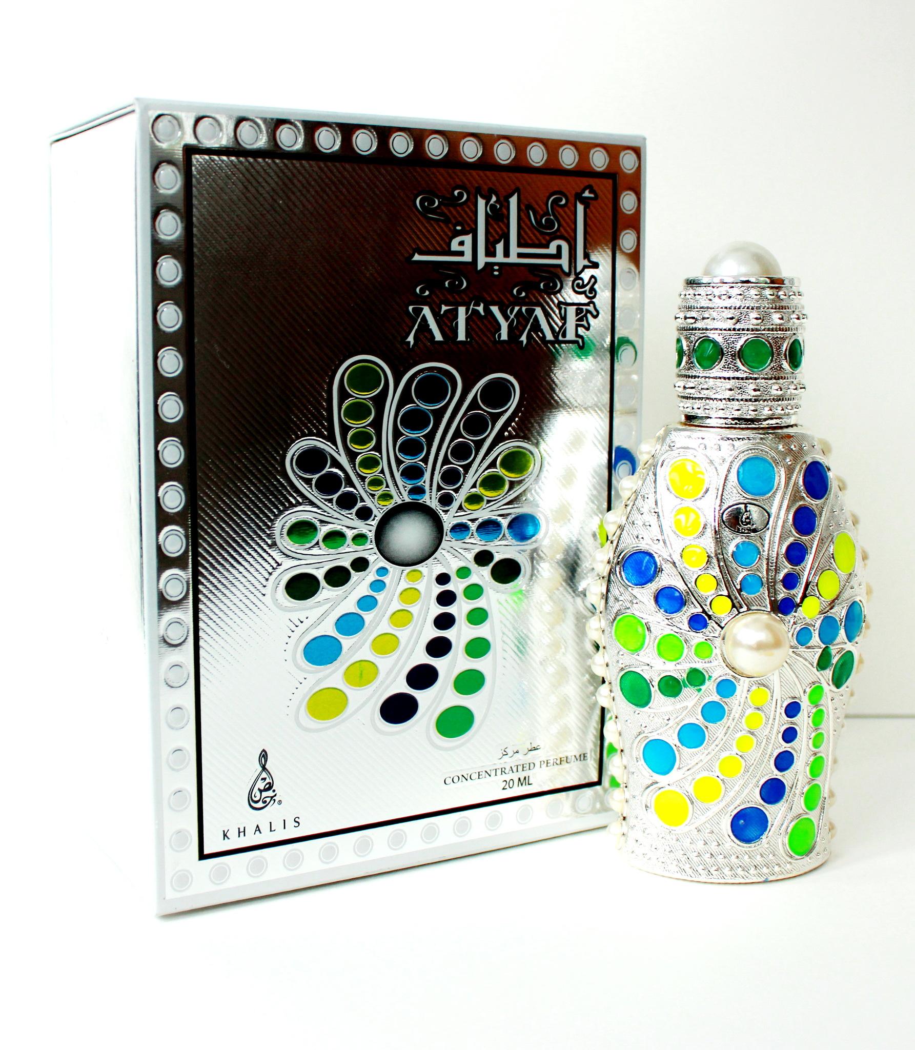 Пробник для Atyaf Атиэф 1 мл арабские масляные духи от Халис Khalis Perfumes