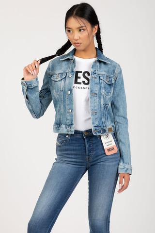 Куртка джинсовая DE-LIMMY JACKET Diesel