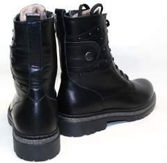 Ботинки женские зимние кожаные Vivo Antistres Lena 603