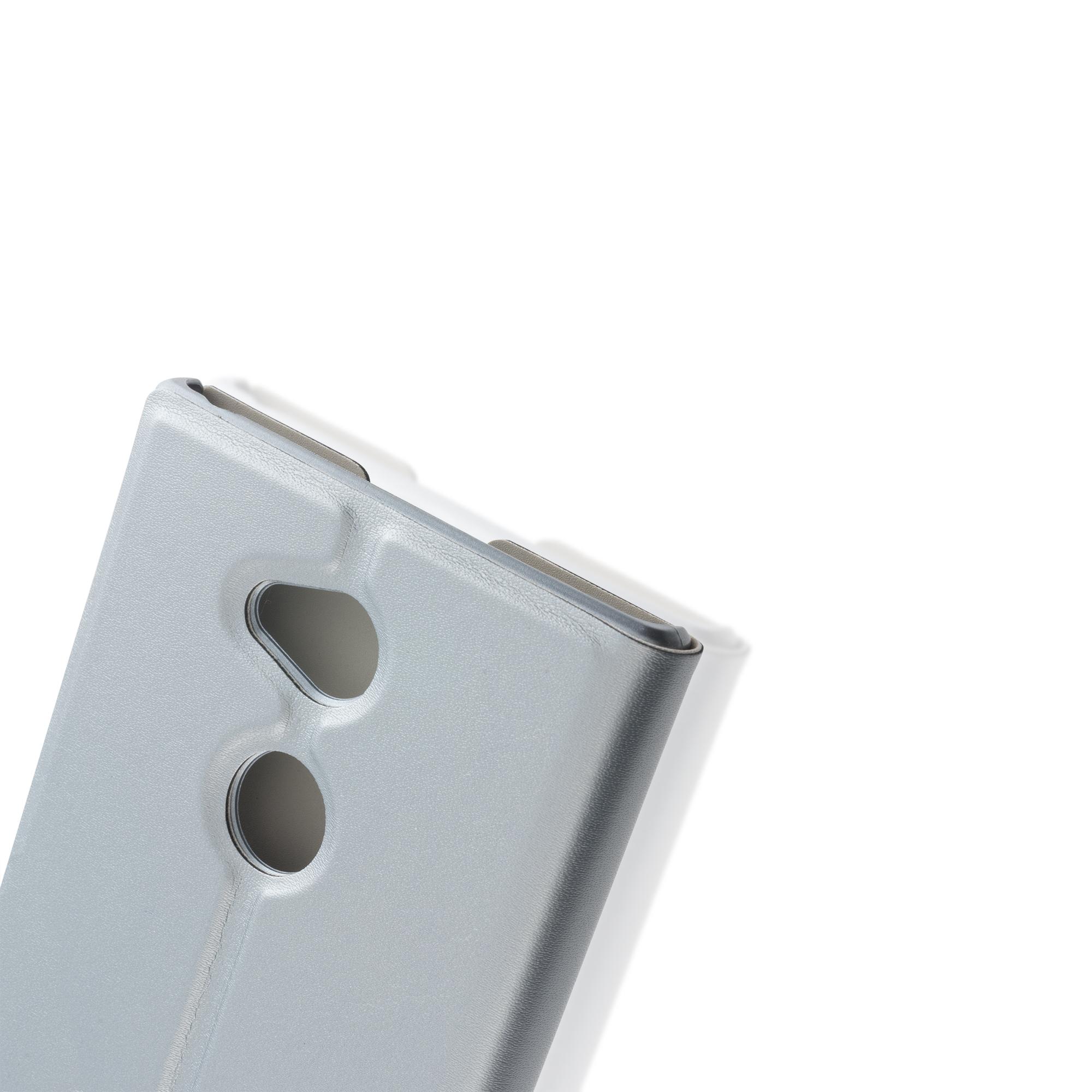 Купить чехол для Xperia XA2 Ultra серебристый в Sony Centre Воронеж