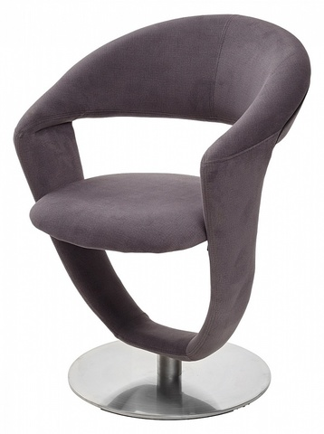 Стул VIOLA Grey Fabric (JND99-17) ткань, M-city