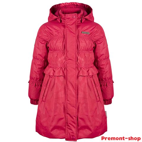 Демисезонное пальто Premont Малиновый рассвет SP71311