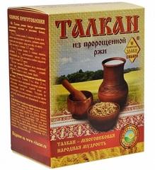 Талкан, Золотые злаки Сибири, из пророщенной ржи, 500 г
