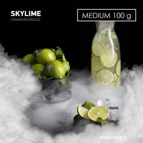 Табак Dark Side MEDIUM SKYLIME 100 г