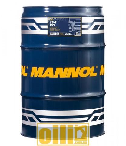 Mannol 7101 TS-1 SHPD 15W-40 208л