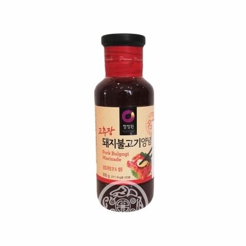 Маринад для свинины O'Food 500г Daesang Корея