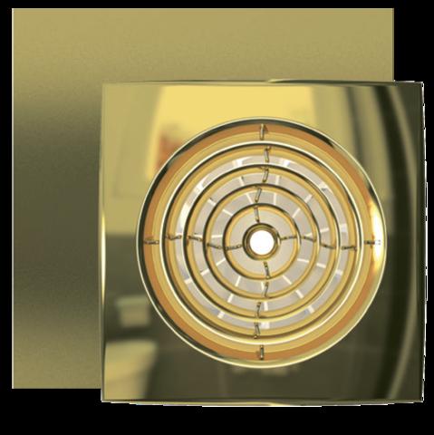 Вентилятор Эра AURA 4C GOLD D100 с обратным клапаном