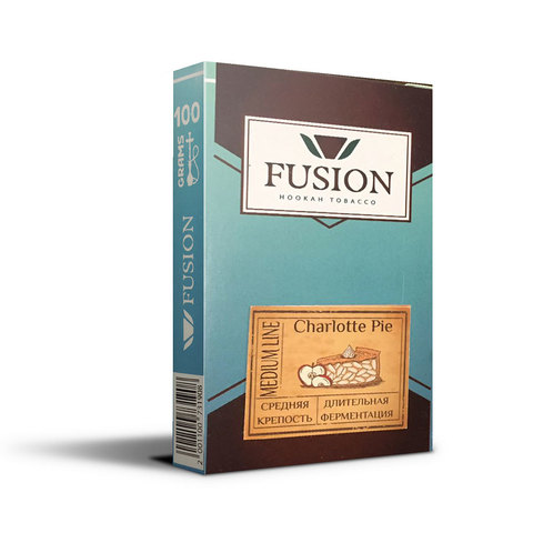 Табак Fusion Medium Charlotte Pie 100 г