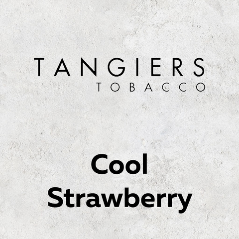 Тangiers (250 гр) Cool Strawberry (Burley)