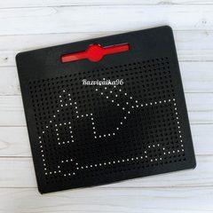 Магнитный планшет для рисования шариками